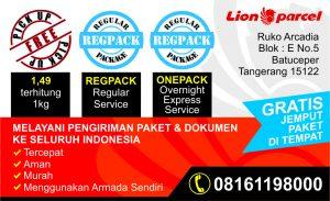 Lion Parcel Arcadia