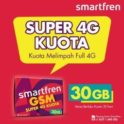 SP Smartfren 30GB